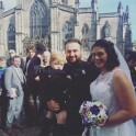 Wedding St Giles Cathedral