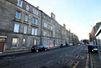 P1117: Broughton Road, Bonnington, Edinburgh