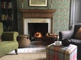 Edinburgh self catering with open fire