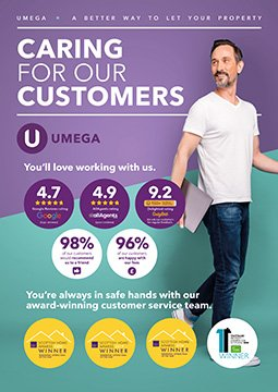 Caring for our customers
