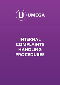 Umega Lettings Complaints Procedure