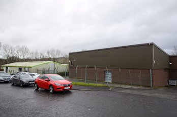 P348: South Park Industrial Estate, Peebles, Borders