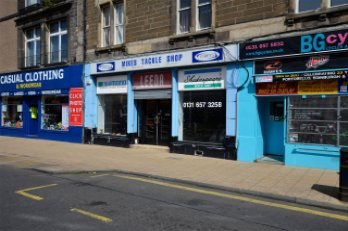 P354: Portobello High Street, Portobello, Edinburgh