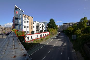P403: Grove Street, Fountainbridge, Edinburgh