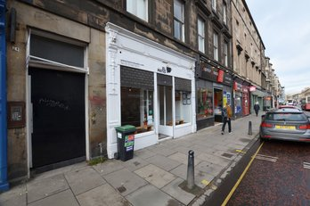 P457: South Clerk Street, Newington, Edinburgh