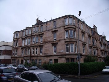 P1615: Newlands Road, Cathcart, Glasgow