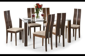 Cayman Dining Set (6 Chairs)