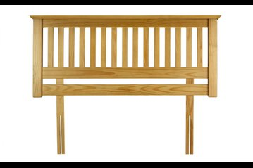 Barcelona Pine Headboard (Double Bed)