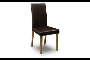 Hudson Brown Dining Chair