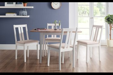 Rufford Two Tone Dining Set