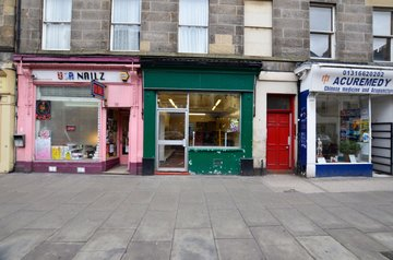 P336: Clerk Street, Newington, Edinburgh