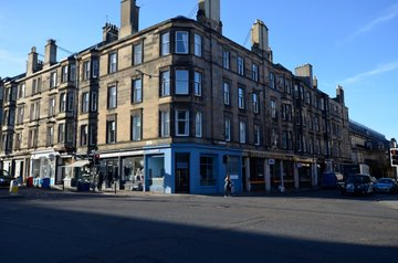 P407: Dundas Street, New Town, Edinburgh