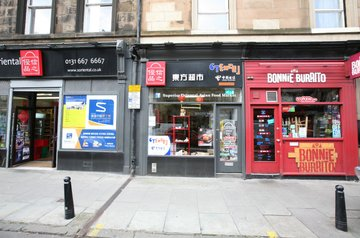 P491: South Clerk Street, Newington, Edinburgh