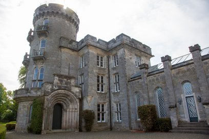 Dunimarle Castle 10135 - Overview Image