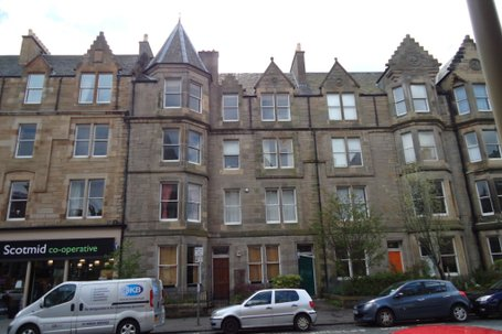 Warrender Park Road