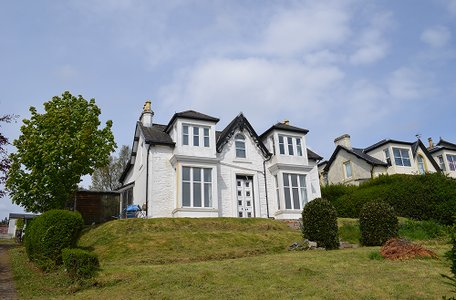 Rydal Mount,  175 Marine Parade, Hunters quay, Dunoon