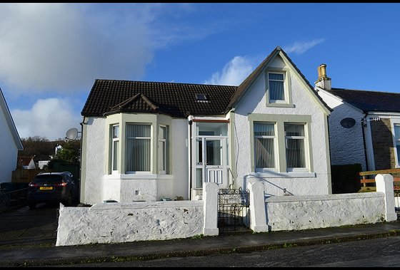 Cumbrae Cottage,  43 King Street, Dunoon
