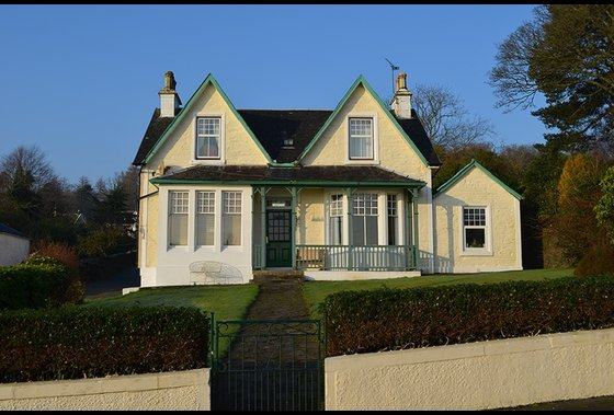 Hazelwood,  11 Eccles Road, Dunoon
