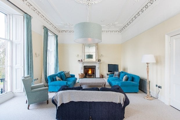 Edinburgh luxury apartments