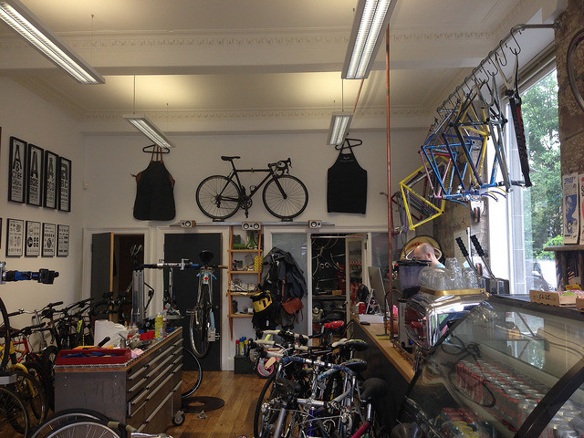 5 Places Every Cyclist In Edinburgh Should Know About Dickins