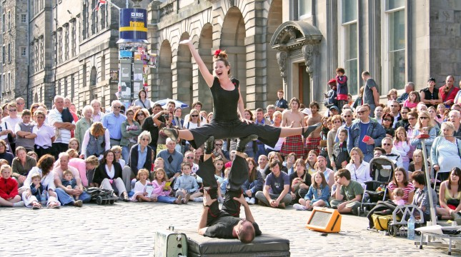 Edinburgh Festival tips