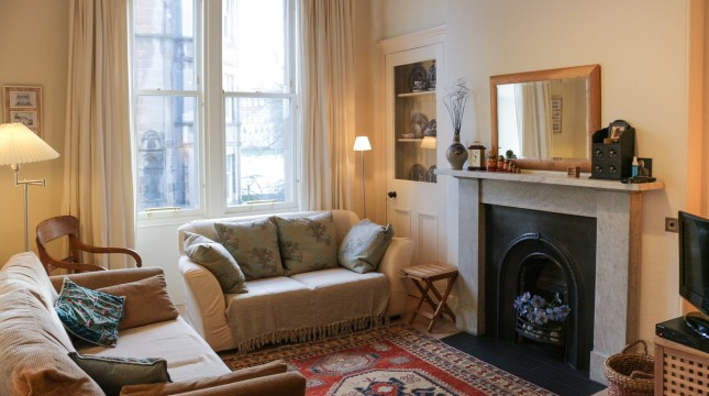 Accommodation in Bruntsfield and Lauriston
