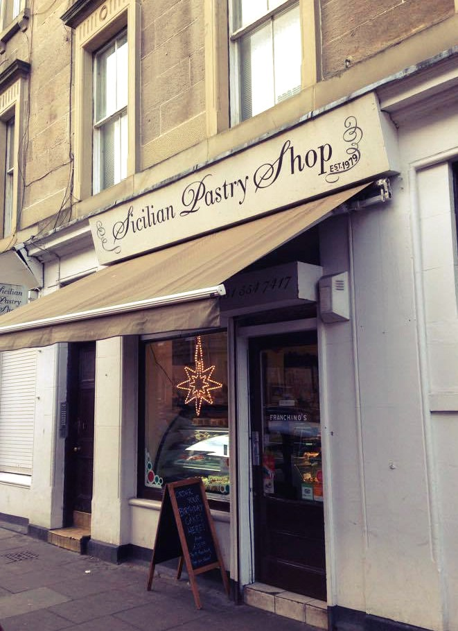 sicilianpastryshopedinburgh