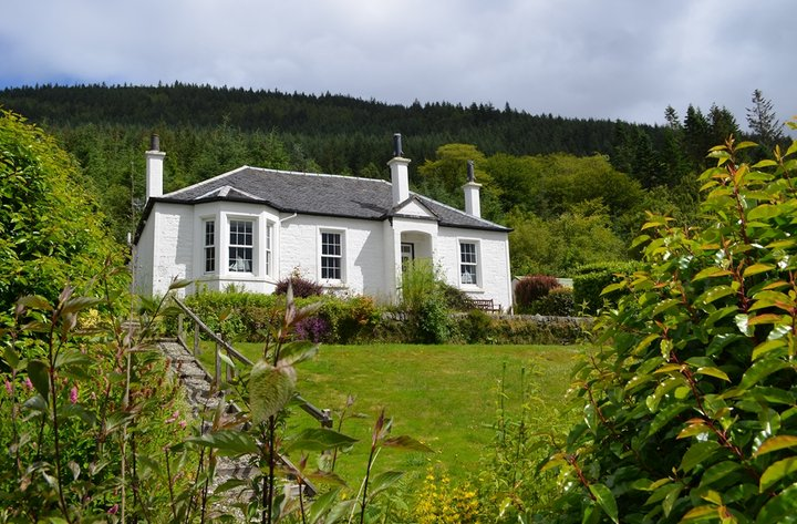 Hopehill,  Shore Road, Kilmun