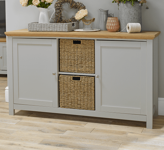 Cotswold Sideboard in Cream