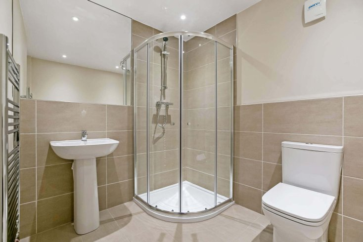 Shower Room Refurbishment - Grant Property (Aspen Plus)