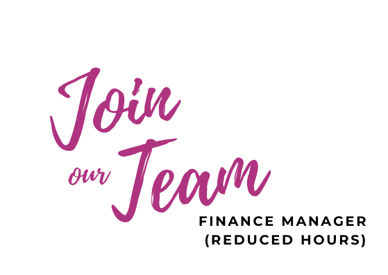We're Hiring a Finance Manager