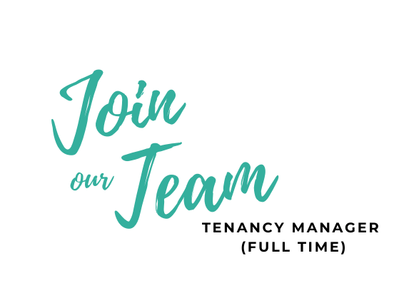 We're Hiring a Tenancy Manager