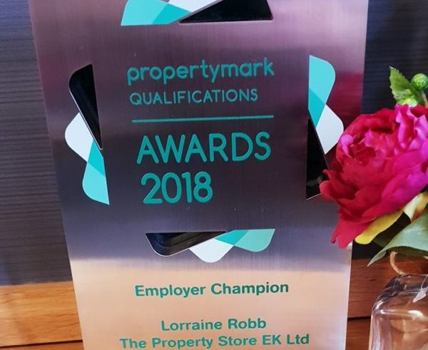 WINNERS OF THE EMPLOYER CHAMPION OF THE YEAR AWARD 2018