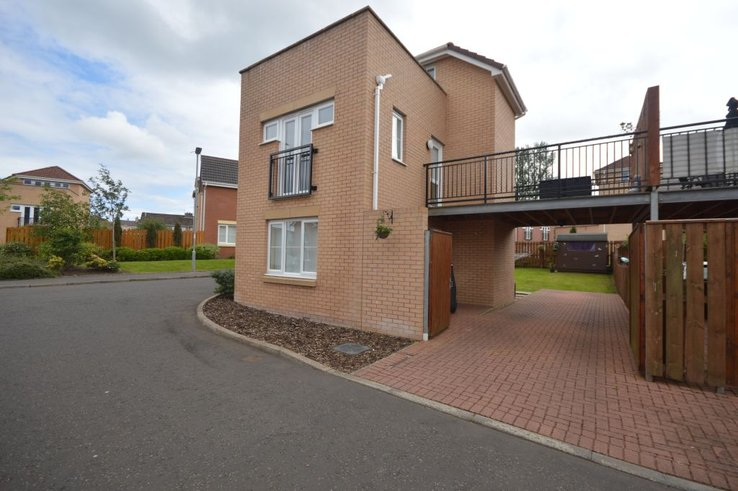 P1351: Duncanrig Crescent, East Kilbride, South Lanarkshire