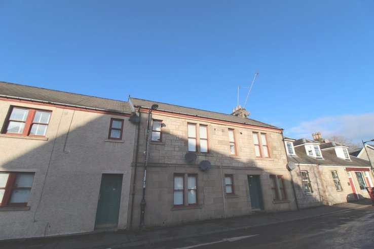 P1492: Backbrae Street, Kilsyth, North Lanarkshire