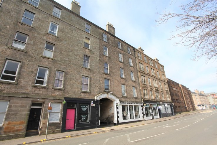 P418: St Leonards Street, Newington, Edinburgh