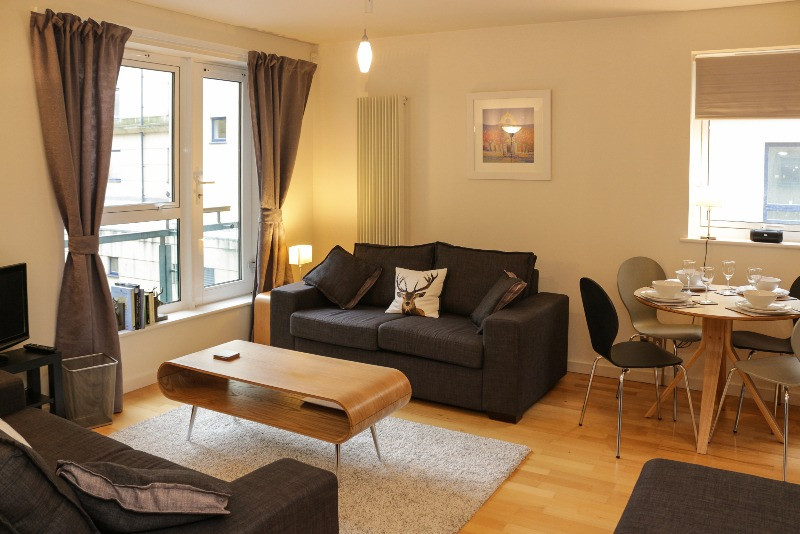 family apartments in edinburgh