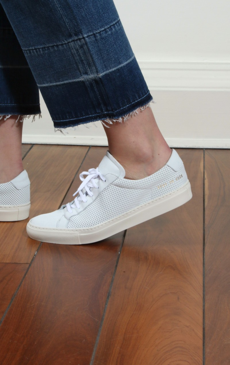Common Projects - Achilles Summer Edition White