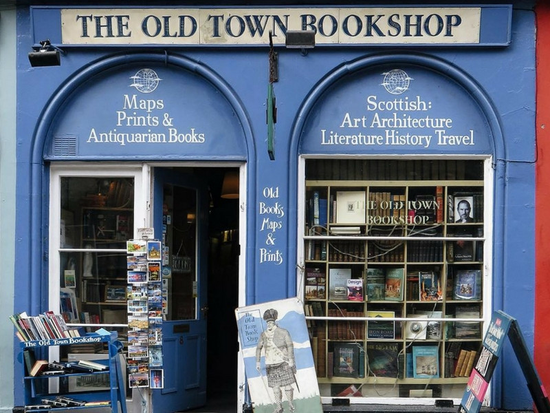 Independent Bookshops You Have To Visit In Edinburgh Dickins