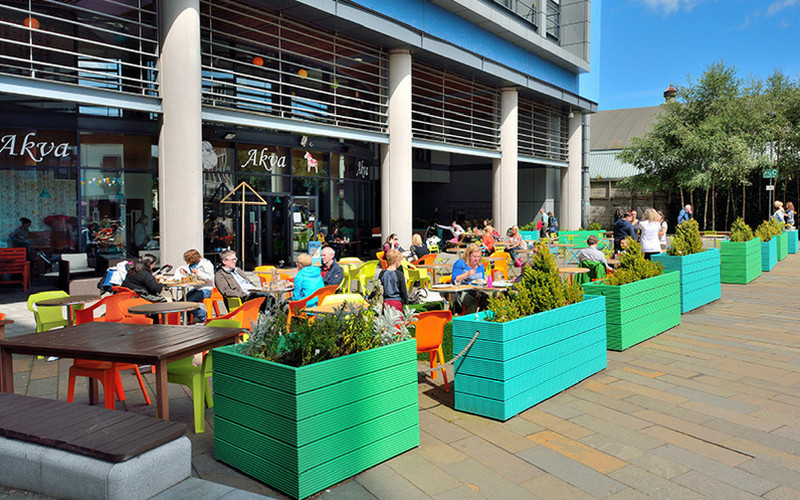 Edinburgh's Best Restaurants for Outdoor Dining