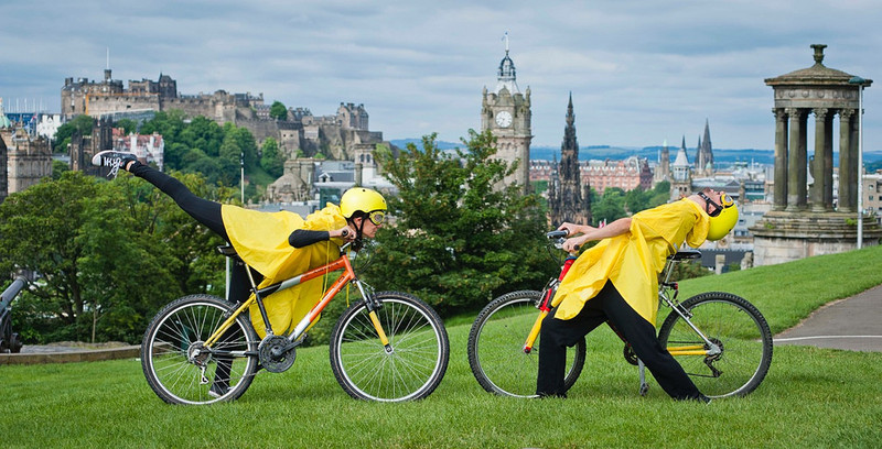 cycling festival edinburgh
