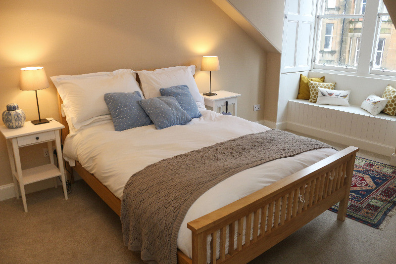 family holiday rental edinburgh
