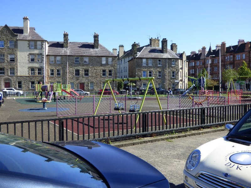 Piershill Square West