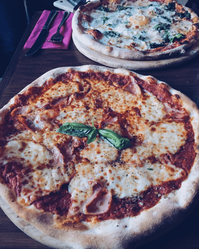 The 7 Best Pizza Restaurants In Edinburgh Dickins