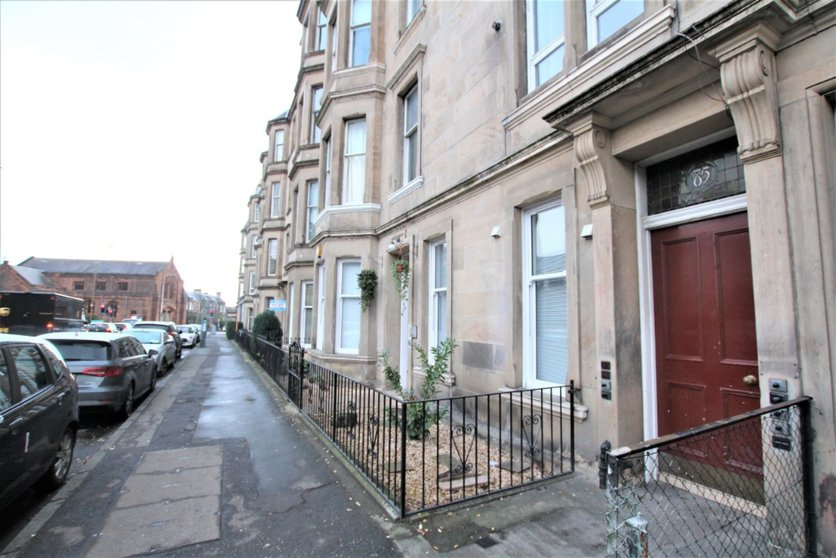 P1271: Comely Bank Road, Comely Bank, Edinburgh