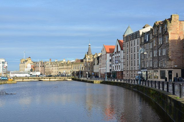 P1895: Tolbooth Wynd, The Shore, Edinburgh