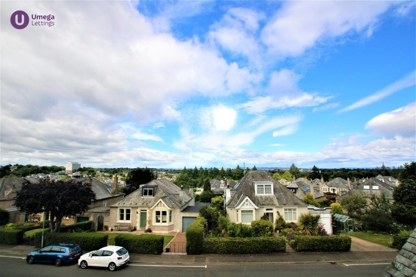 P1918: Blinkbonny Road, Ravelston, Edinburgh