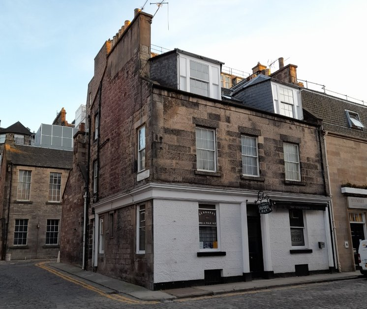 P2195: Young Street, Central, Edinburgh