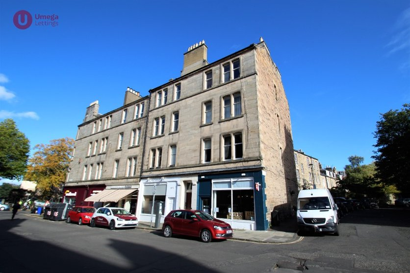 P2203: Dean Park Street, Stockbridge, Edinburgh