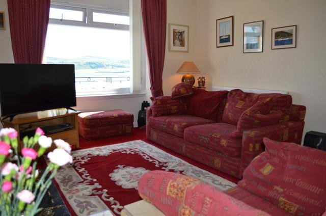 Lower Flat, Bute View, Kames, Tighnabruaich